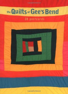 The Quilts of Gee's Bend: 30 Postcards: Tinwood Press: 9780811843324: Amazon.com: Books