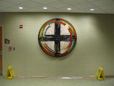 Second Wolfram mosaic: Norfolk Regional Hospital: Liturgical Art Blog - Blog