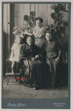 Justus Ebert Greifenberg / Pommern, 1914