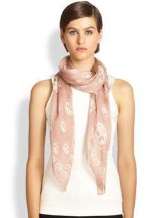 Oscar de la Renta - Carved Rose & Crystal Necklace - Saks.com
