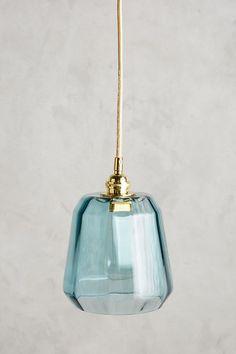 - Industrial Pendant Lighting - Ideas of Industrial Pendant Lighting Strip Lighting, Home Lighting, Lighting Design, Lighting Ideas, Blue Pendant Light, Mini Pendant Lights, Gold Light, Deco Paris, Lampe Art Deco