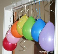 Tips for Rainbow St. Patrick's Day Party :: YummyMummyClub.ca
