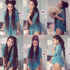 62 Box Braids Hairstyles with Instructions and Images - Hairstyles Trends Black Girl Braids, Girls Braids, Black Girls Hairstyles, African Hairstyles, Pretty Hairstyles, Curly Hair Styles, Natural Hair Styles, Natural Braids, Box Braids Styling