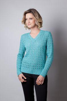 Coleção tricot Kardiê Outono Inverno 2014. Ref. 7734. 2014 Fall Winter Collection tricot Kardiê.