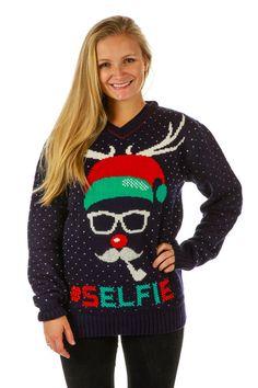 Feliz Navidaddy Ugly Christmas Sweater Suit | Classy Christmas by ...