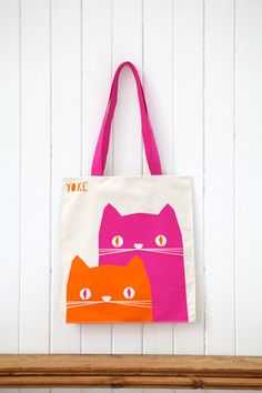 """""""Ronnie and Frank""""  Bag by YOKE"""