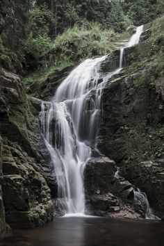 waterfall - waterfall