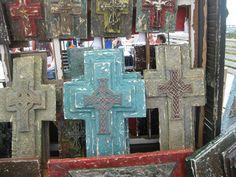 Rugged Cross by Alex Ladner