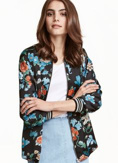 Must-have jackets for autumn/winter 16 - H&M