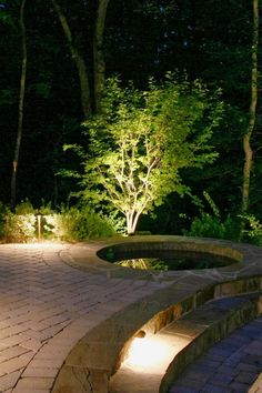 30 Diy Lighting Ideas At Night Yard Landscape With Outdoor Lights