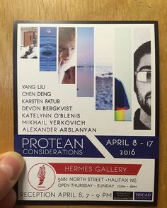 """from @mikhailyerkovich  Opening tomorrow night at Hermes gallery on north across from """"Gus' Pub"""". Hope to see you there. #photography #nscadphoto #nscad"""