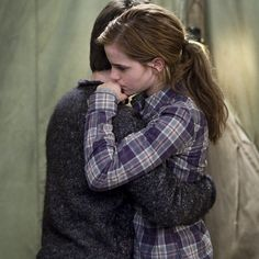 """""""We had fun just messing around and being awkward like they would be awkward. There's always that stage in a friendship when you wonder whether it could be more."""" - Emma Watson #HarryPotter"""