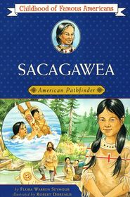 Year 1 Week 10: Sacagawea: American Pathfinder - again I couldn't find this book in audio, so check it out at your local library if you can, or purchase it online