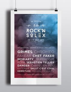 ROCK'N SOLEX on Behance