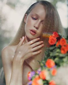 "Gefällt 3,003 Mal, 20 Kommentare - Marta Bevacqua (@martabevacqua) auf Instagram: """"Auguries of innocence"" on @aestus_media , art direction @aideiko , make up @meylo0 , hair…"""