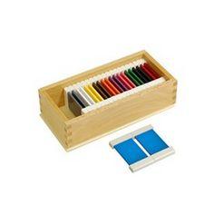 Colour Tablets (2nd Box), $35.00 I AM Montessori