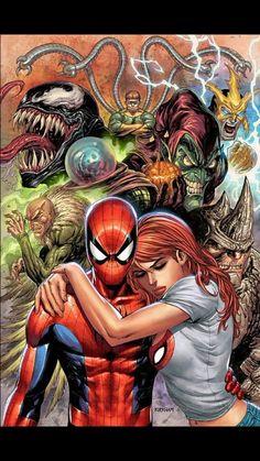 Spiderverse (@TylerKirkhamArt) | Twitter