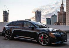 Audi A6 Rs, Audi Rs6, Audi Wagon, Bad Boys, That Look, Most Beautiful, Cars, Big, Forget