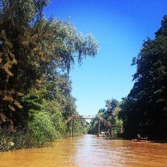 Un rincón en el Delta del Paraná #tigre #bridges #buenosaires #escapada #rio
