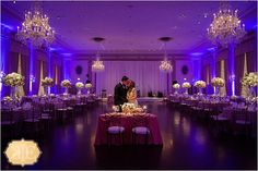 Wedding First Look At The Standard Club Ballroom Chicago Venues Great Photos