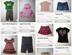 5 Online Shops for Stylish Secondhand Baby and Kids Clothes : TreeHugger