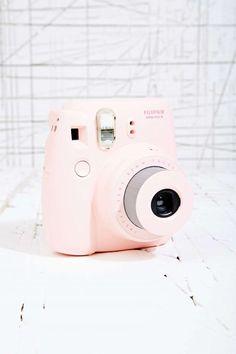 Fujifilm instax mini 8 camera in pink - urban outfitters. Poloroid Camera, Instax Mini 8 Camera, Fujifilm Instax Mini 8, Polaroid 600, Fujifilm Polaroid, Pink Camera, Cute Camera, Urban Outfitters, App