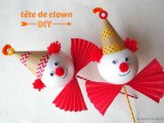 Tête de clown • Hellocoton.fr