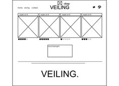 veilingpagina