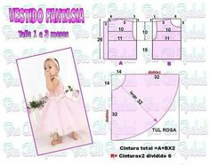 Kids Dress Patterns Doll Clothes Patterns Sewing Patterns Free Clothing Patterns Dress Anak Baby Sewing Projects Sewing For Kids Baptism Dress Girls Pageant Dresses Baby Girl Dress Patterns, Baby Clothes Patterns, Dress Sewing Patterns, Girls Dresses Sewing, Little Girl Dresses, African Dresses For Kids, Dress Anak, Baby Sewing Projects, Kids Outfits