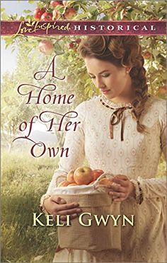 A Home of Her Own (Love Inspired Historical) by Keli Gwyn http://www.amazon.com/dp/0373283539/ref=cm_sw_r_pi_dp_j52Cwb146RF98 | March 2016