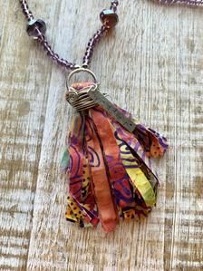 Picasso Jasper Agate Cabochon Bronze Necklace Gemstone Chain Jewellery Agate Reiki Necklaces UK Ladies Womens Gift Jewelry