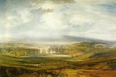 Joseph Mallard William Turner - Raby Castle, the Seat of the Earl of Darlington