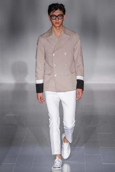 Gucci Spring 2015 Menswear Collection - Vogue