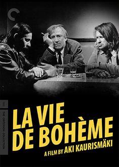 La vie de bohème - Aki Kaurismaki (1992).