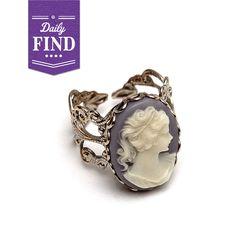 Hazel Ring by Robyn Rhodes - Daily Find by Robyn Rhodes