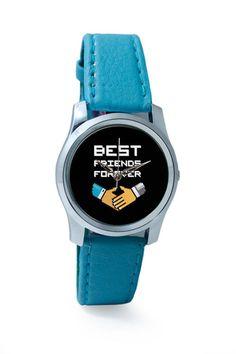 Women Wrist Watch India | Best Friends Forever Pixel Art Wrist Watch Online India