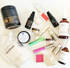 Garcy Fry makeup bag Makeup artist and beauty entrepreneur Garcy Fry on the best natural beauty products and her head to toe green routine