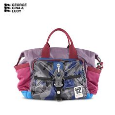 #GGL #Zero #Gravity in #Circuit #Violet | #travel #fashion #bag #neon #colorful #camouflage