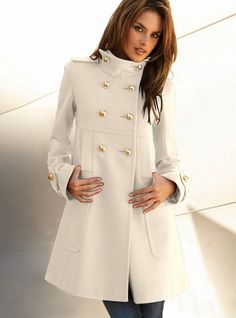 Winter White Fashion Trends