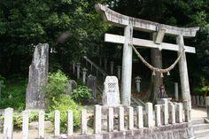 Mizunami and Toyota border