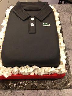 Polo Shirt Cake - Izod
