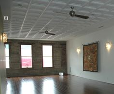 Yoga Studio in Loft - eclectic - home gym - vancouver - gennxo Interior Constuction Designer