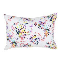 "14""x20"" British Bouquet Pillow"