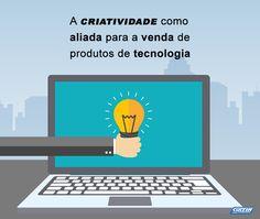 criatividade nas vendas  Entrevista que dei para o blog da Gazin sobre a criatividade para vender produtos de tecnologia  #LeandroBranquinho #vendas #vendedor #varejo #loja