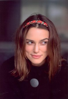 Keira Knightley photographed by Clare Shilland, October 2007