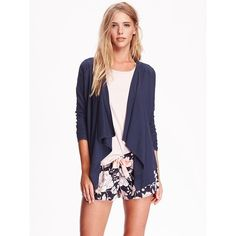 Old Navy Womens Open Front Cardigan (27 AUD) ❤ liked on Polyvore
