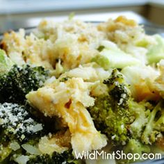 Chicken, Broccoli, & Cheese Casserole... SEAL OF APPROVAL