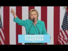 Full Event: Hillary Clinton Rally in Reno, Nevada (8/25/2016) Hillary Cl...