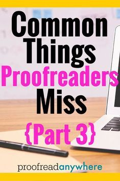 Common Things Proofreaders Miss - Part 3 . Check out this list of common things proofreaders miss when proofreading transcripts for court reporters. Earn Money From Home, Earn Money Online, Way To Make Money, Earning Money, Online Income, Money Fast, Online Earning, Editing Writing, Writing Tips