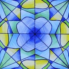 Drawings in radial symmetry Symmetry Design, Symmetry Art, Design Art, Symmetry Activities, Art Activities, Rhythm Art, Balance Art, Radial Balance, Symmetrical Balance
